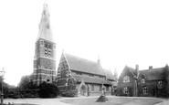 Boyn Hill, Church 1896