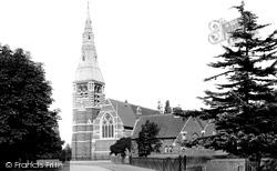 Boyn Hill, All Saints Church 1911