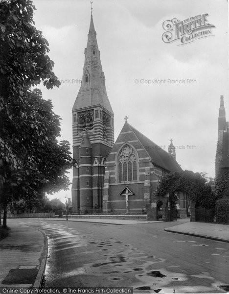 Boyn Hill, All Saints Church 1925