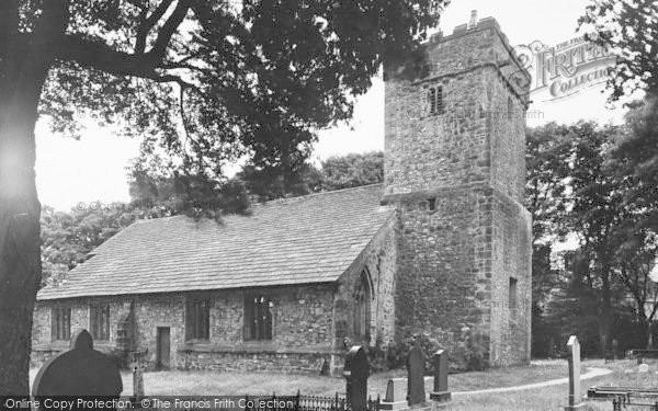 Photo of Bracewell, The Church c.1955
