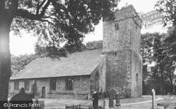The Church c.1955, Bracewell