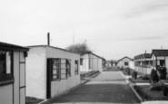 Bracklesham, Sussex Holiday Chalets c.1950