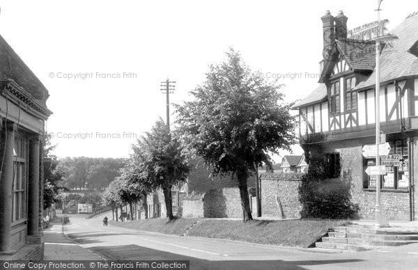 Brackley, Bridge Street c.1955