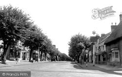 High Street c.1955, Brackley