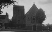 Brackley, Magdalen College School Chapel c.1955