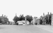Brackley, Market Place c.1950