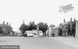Market Place c.1950, Brackley