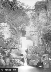 Bracklinn Falls, The Falls c.1890