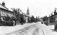 Bracknell, Church Road 1901