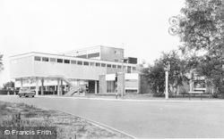 Bracknell, Harmans Water Community Centre c.1960