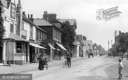 High Street 1901, Bracknell
