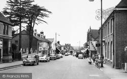 High Street 1961, Bracknell