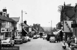 Bracknell, High Street 1961