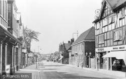 Bracknell, High Street c.1950