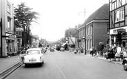 Bracknell, High Street c.1960