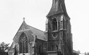 Bracknell, Holy Trinity Church 1901