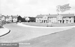 Bracknell, Horsneile Lane c.1960