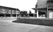 Bracknell, Priestwood Square c1960