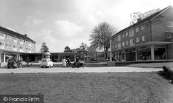 Bracknell, Priestwood Square c.1960