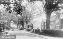 Bracknell, Stoney Road c.1960