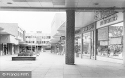 Bracknell, The Crossway, Looking From High Street c.1960