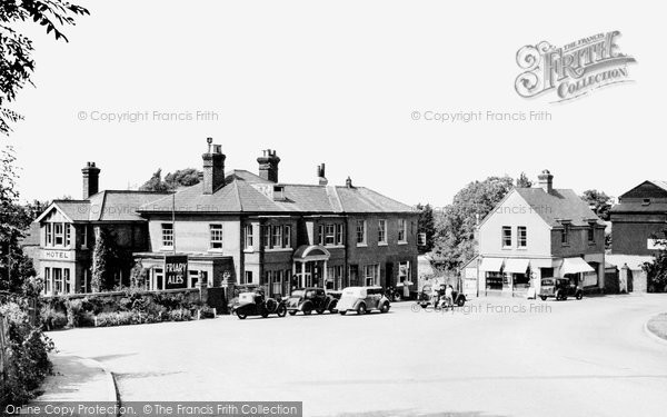 Photo of Bracknell, the Market Inn 1951
