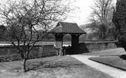 Bradenham, Church Lychgate c.1960