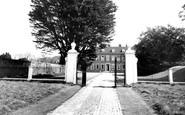 Bradenham, The Manor c.1955