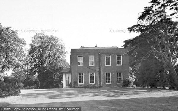 Bardfield Place House, Bradfield, c.1955.  (Neg. B810009)  © Copyright The Francis Frith Collection 2006. http://www.francisfrith.com