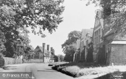 Bradfield, College c.1955