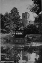 Bradfield, St Andrew's Church c.1960