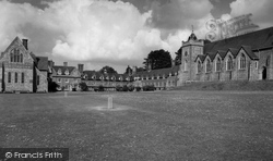 Bradfield, The College c.1960