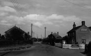 Bradfield, The Heath c.1955