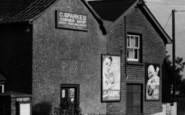 Bradfield, The Heath, Corner Shop c.1955