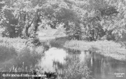 Bradfield, The River c.1960