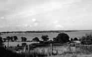 Bradfield, The Stour c.1955