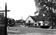Bradfield, The Village c.1955