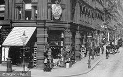 Bradford, A Shop In Darley Street 1897