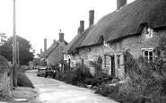 Bradford Abbas, North Street c1955
