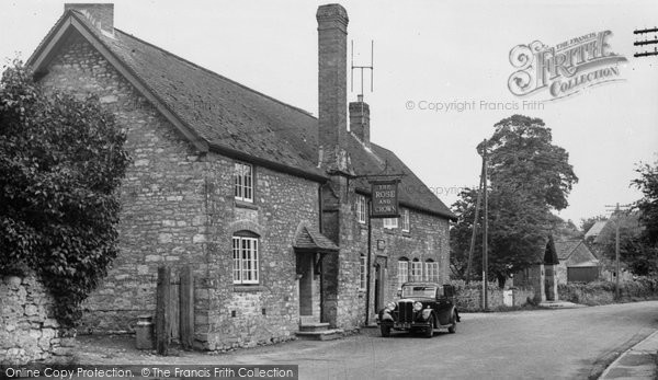 Bradford Abbas, The Rose And Crown c.1955