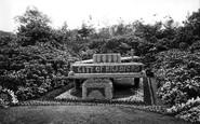 Bradford, Bowling Park, Grand Piano 1923