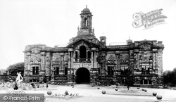Bradford, Cartwright Memorial c.1955