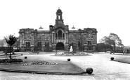 Bradford, Cartwright Memorial Museum, Lister Park c.1950