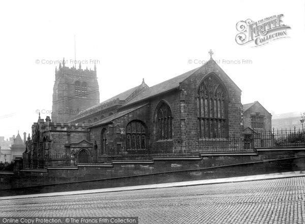 Bradford, Cathedral 1923