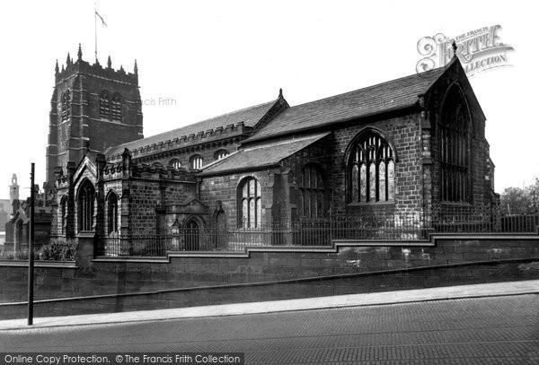 Bradford, Cathedral c.1950