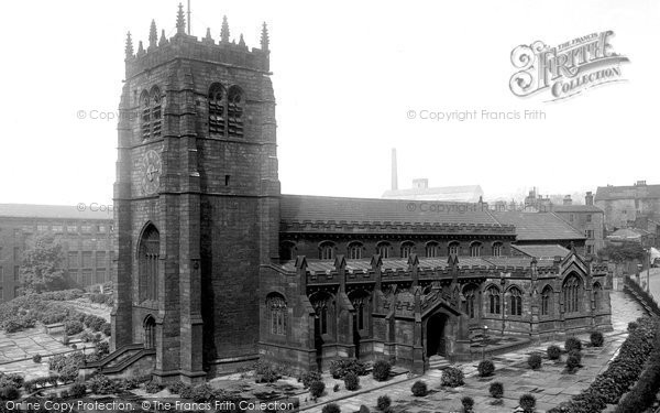 Bradford, Cathedral South West 1923