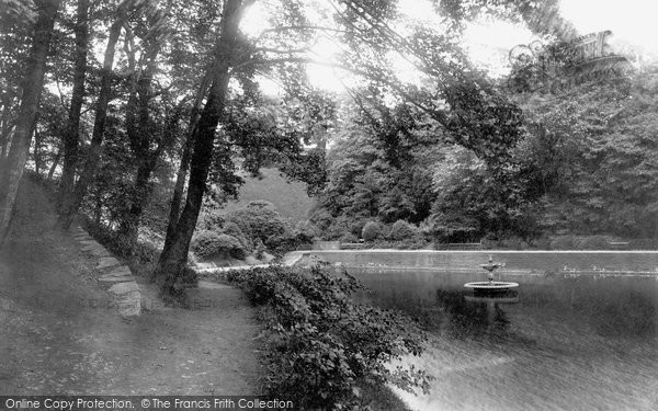 Photo of Bradford, Chellow Dene 1897