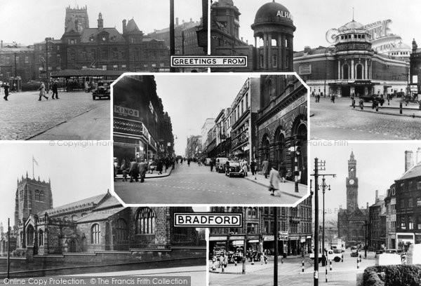 Bradford, Composite c.1950