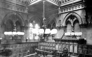 Bradford, Council Chamber 1888