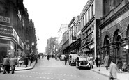 Bradford, Darley Street c.1950